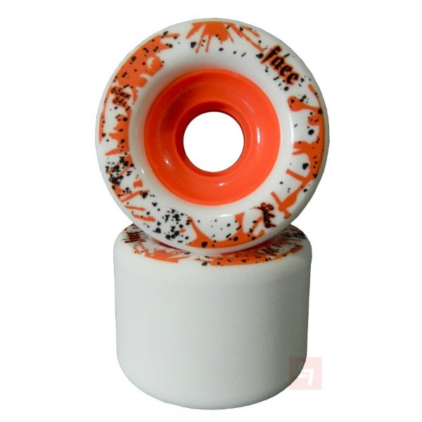 Roda Face Skate Splash  65mm 84a