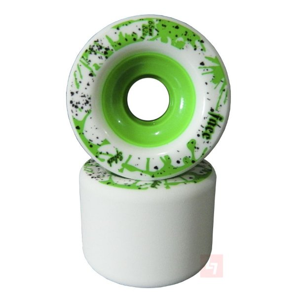 Roda Face Skate Splash  65mm 82a