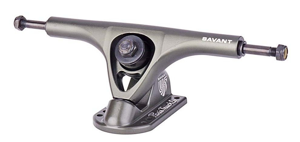 Truck Paris Savant Gunmetal 180mm 50º