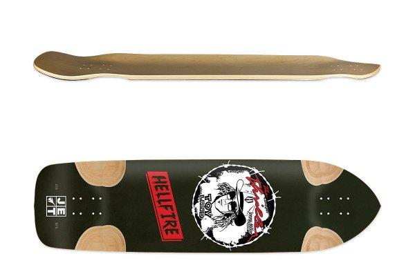 "Shape Jet Thriller GS 36"" Hellfire Series"