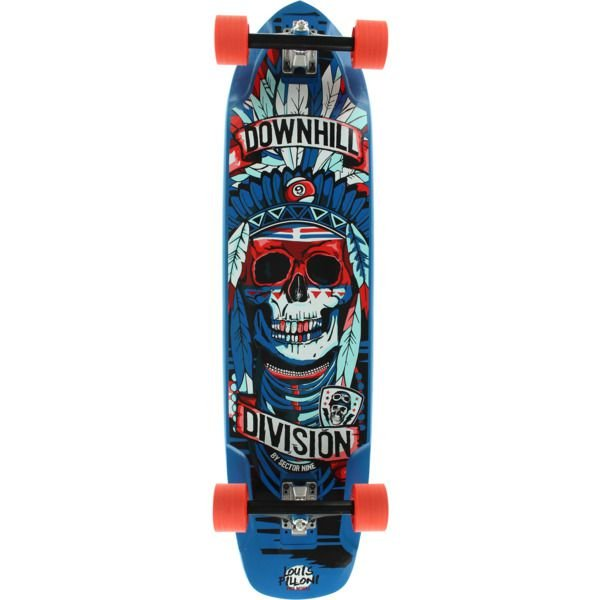 Longboard Completo Sector 9 Louis Pilloni Arrow DHD  39.5""