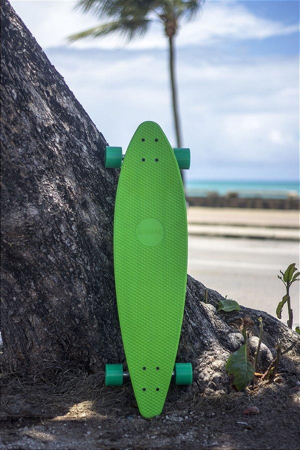 "Longboard Completo Hondar Pintail Plástico 37,5"""