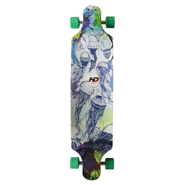 "Longboard Completo Hondar JellyFish 40"""