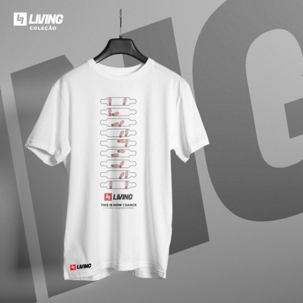 Camiseta Living - This Is How I Dance