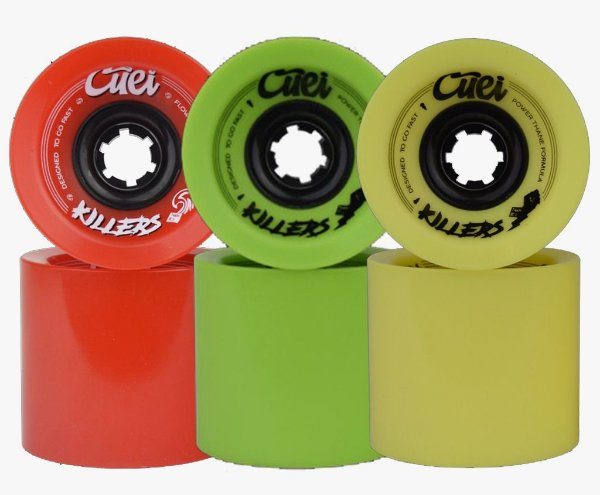 Rodas CUEI WHEELS - KILLERS 74MM