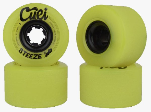 Rodas CUEI WHEELS - STEEZE 70MM