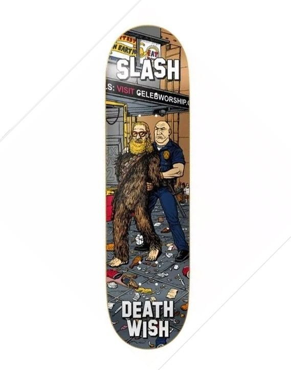 Shape Death Wish Walk OF Shame Slash 7,90''