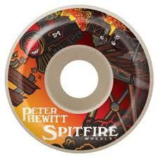 Roda Spit Fire Hewitt Off The Rails - 54mm
