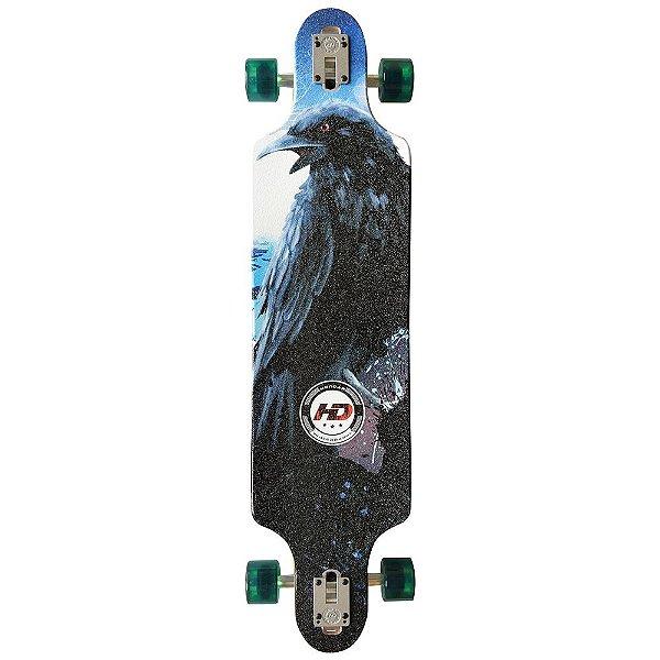 "RIFA KASSY JHONES - Longboard Completo Hondar Crow 40"""