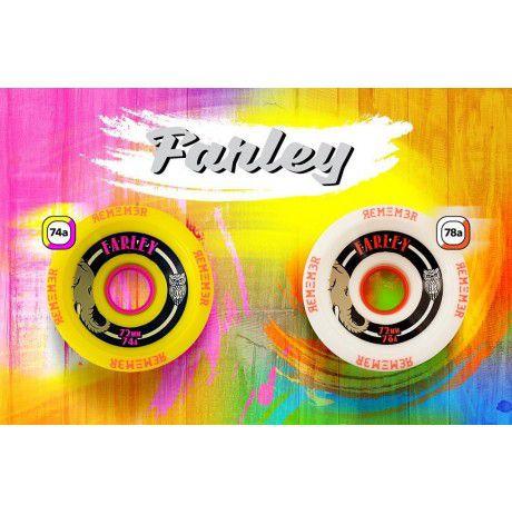 Roda Remember Farley 72mm