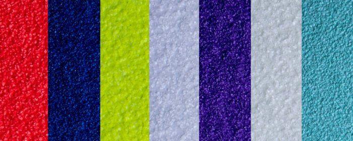 Lixa colorida Hondar Freeride - Pacote com 4 folhas