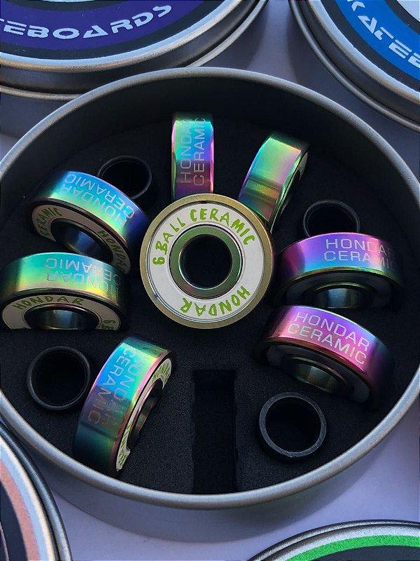 Rolamento Hondar 6 Balls Ceramic