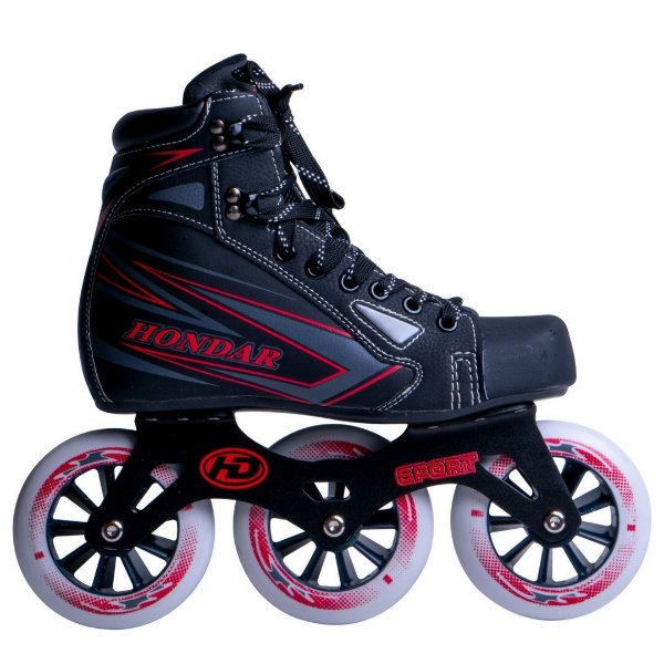 Patins Inline Hondar 3 rodas High Speed