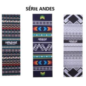 "Lixa Hondar 33'' X 9"" Série Andes"