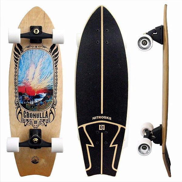 Simulador de Surf Nitro - Cronulla 2019