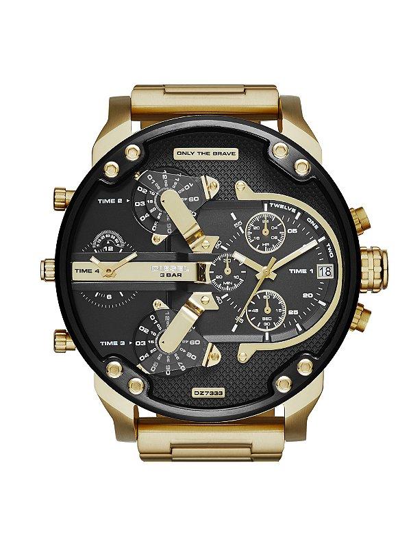 1e57bd9426a Relógio Diesel DZ7333 Mr. Daddy 2.0 - Diesel - Watches Floripa ...
