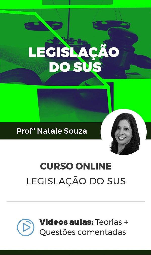 Curso Online - Legislação do SUS