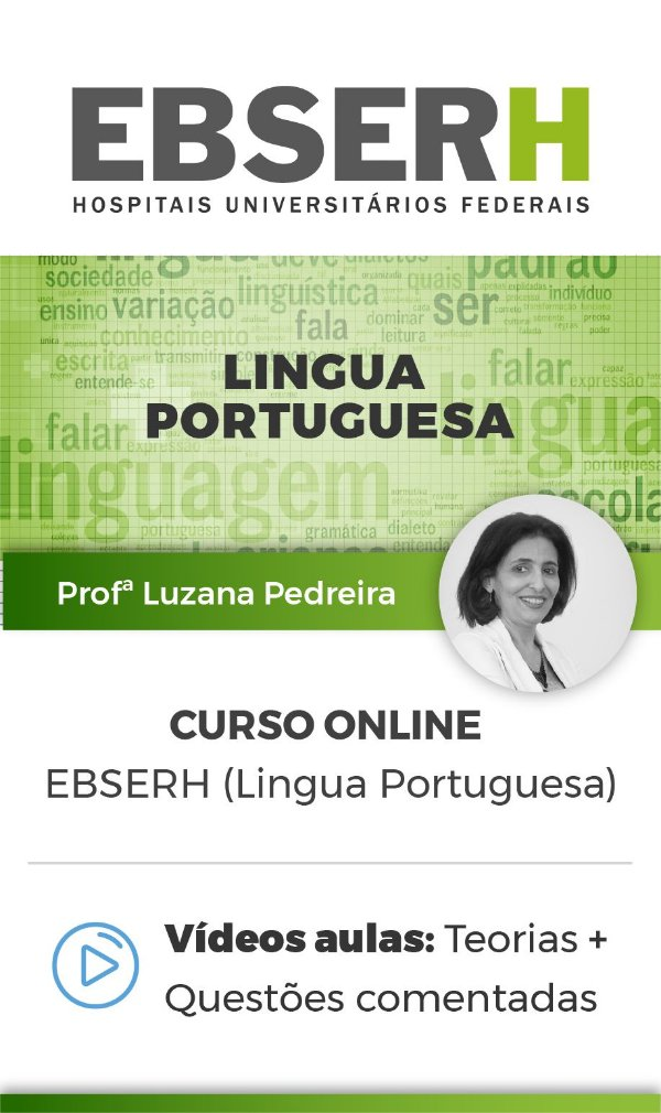 Curso Online - EBSERH (Português)