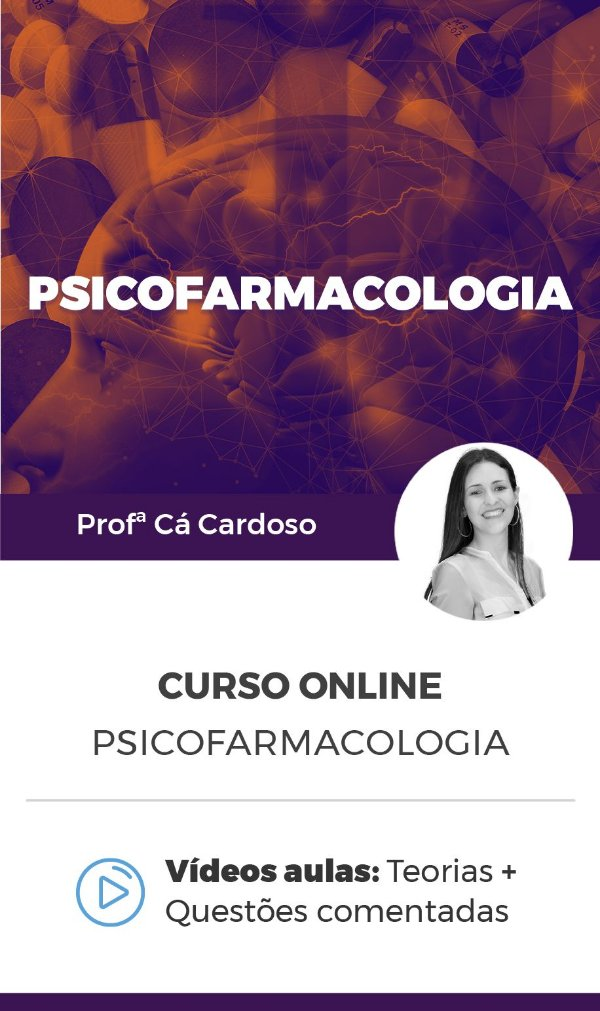 Curso Online - Psicofarmacologia