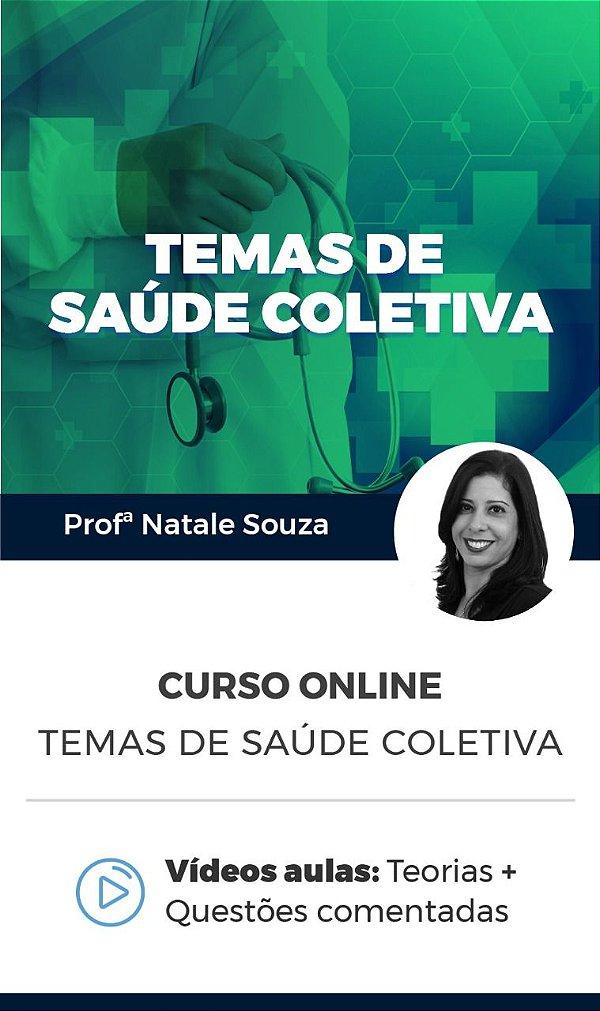 Curso Online - Temas de Saúde Coletiva