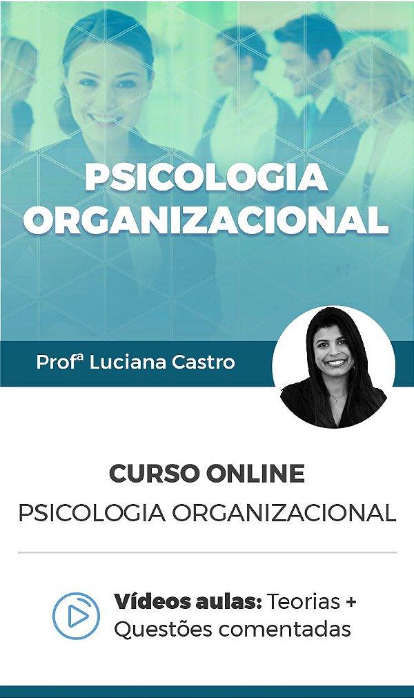 Curso Online - Psicologia Organizacional