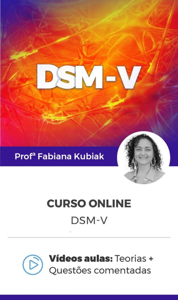 Curso Online - DSM-V