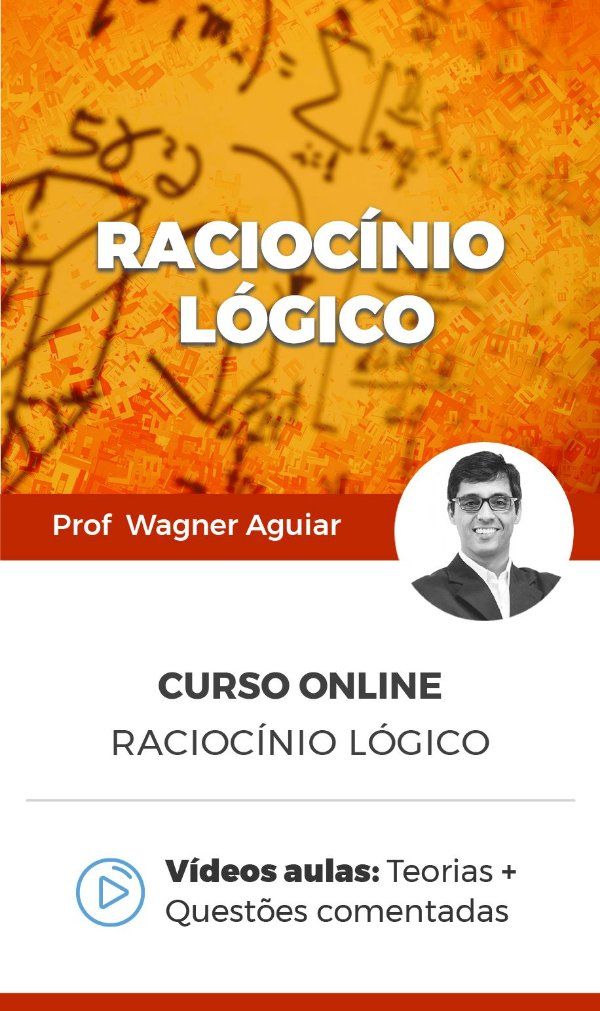 Curso Online - Raciocínio Lógico