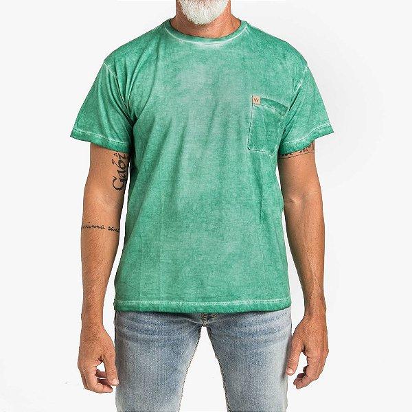 Camiseta WON Colors Verde
