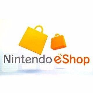Crédito Nintendo Eshop Brasileira R$20,00