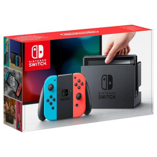 Console Nintendo Switch Neon