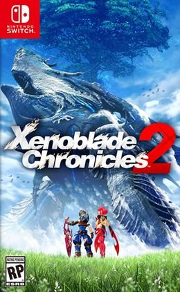 JOGO XENOBLADE CHRONICLES 2 SWITCH