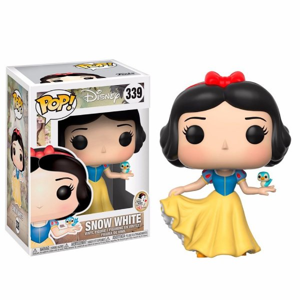 Funko Pop! Branca de Neve - Princesa Disney