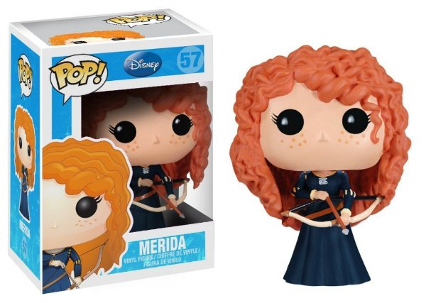 Funko Pop! Merida - Princesa Disney