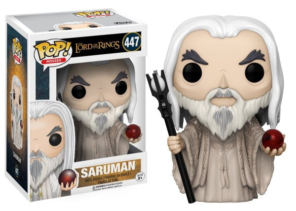 Funk Pop! Saruman - The Lord Of The Rings