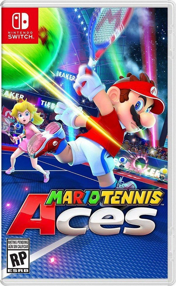 JOGO MARIO TENNIS ACES NINTENDO SWITCH