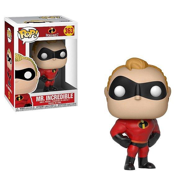 Funko Pop! Mr. Incredible (Sr. Incrível) - Incredibles 2