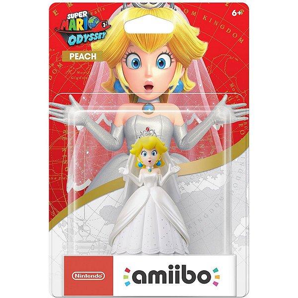 Amiibo Peach Wedding - Nintendo
