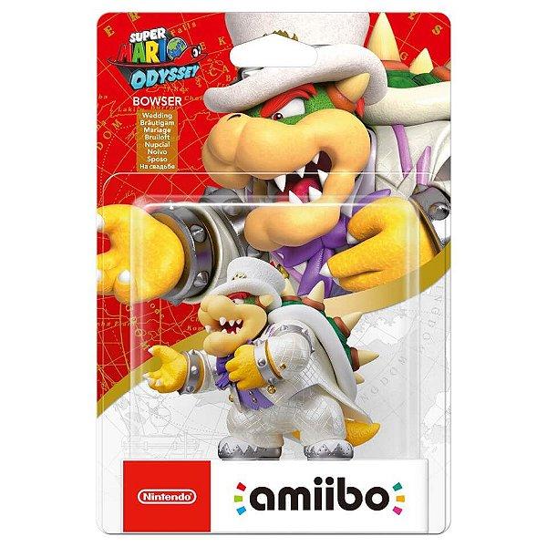 Amiibo Bowser Wedding - Nintendo