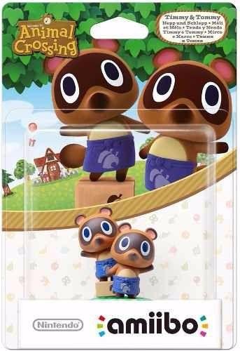 Amiibo Timmy & Tommy - Nintendo