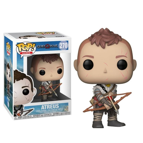 Funko Pop! Atreus - God of War 4