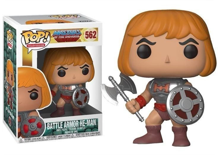 Funko Pop! Battle Armor He-Man - Masters Of The Universe
