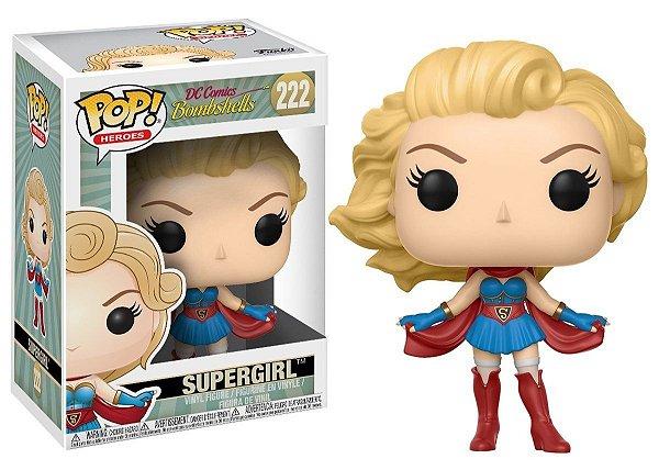 Funko Pop! Supergirl - DC Comics Bombshells