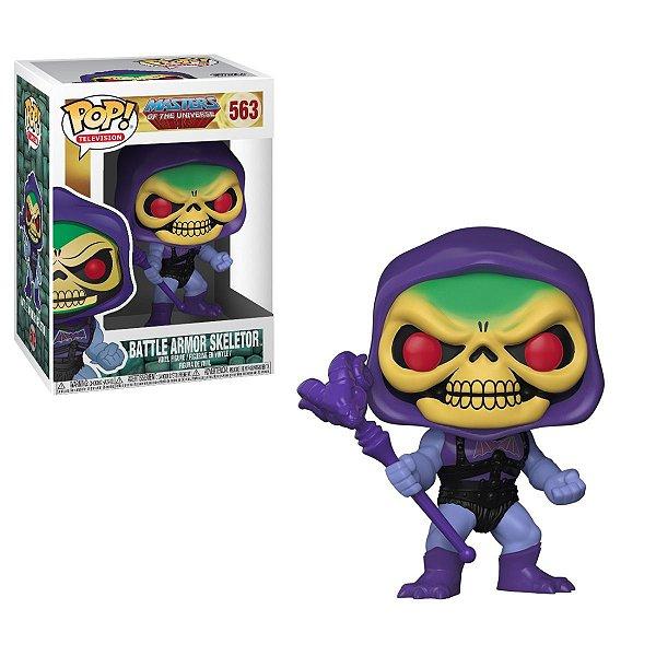 Funko Pop! Battle Armor Skeletor - Masters Of The Universe