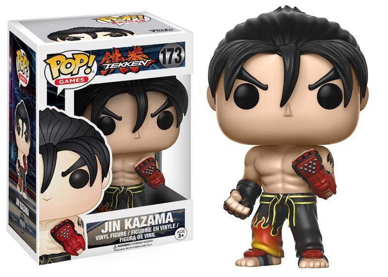 Funko Pop! Jin Kazama - Tekken