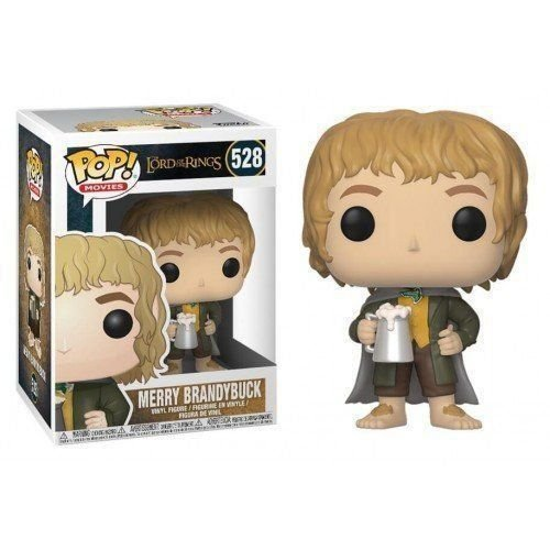 Funko Pop! Merry Brandybuck - The Lord Of The Rings