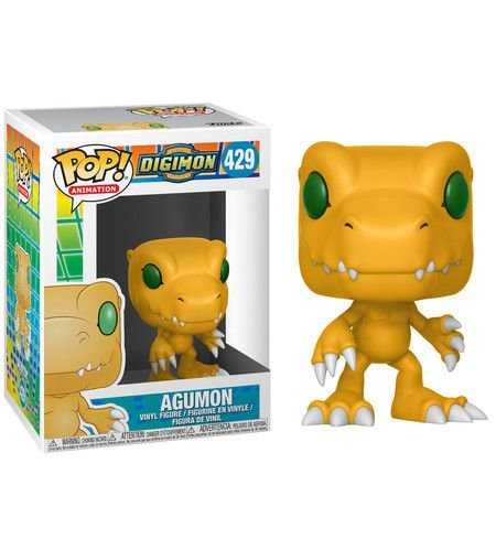Funko Pop!  Agumon - Digimon