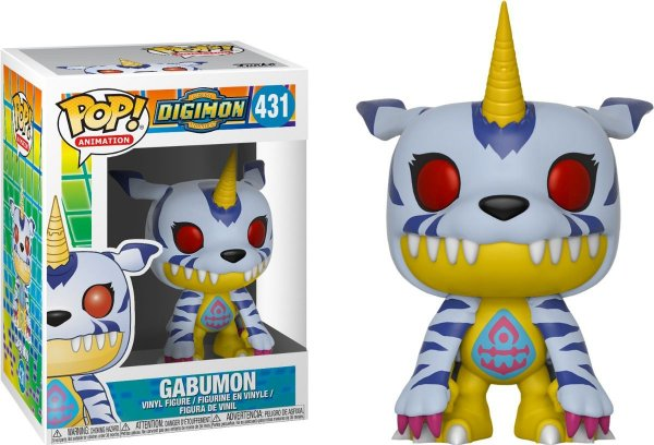 Funko Pop!  Gabumon - Digimon