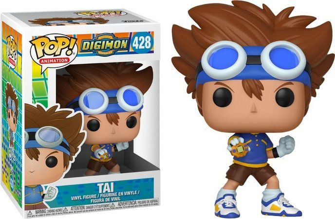 Funko Pop!  Tai - Digimon