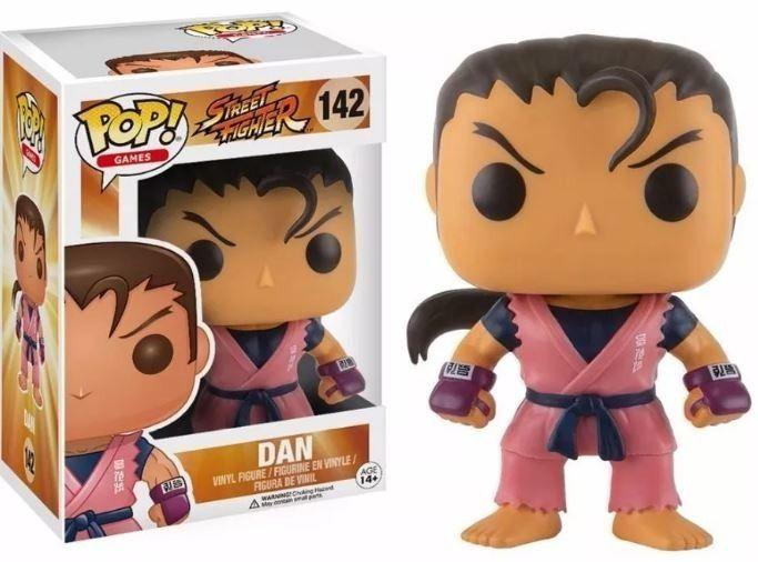 Funko Pop!  Dan - Street Fighter