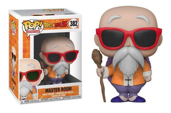 Funko Pop! Mestre Kame - Dragon Ball Z